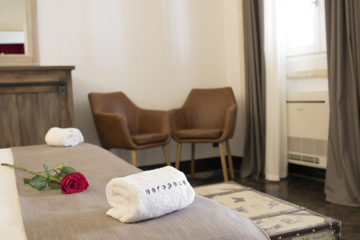 Nero Pece - luxury suites